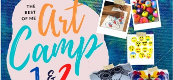 Best of Me 2-Day Art Camp – Part 1 & Part 2