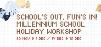 Millennium School Holiday Workshop