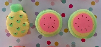Fruity Macaron - Parent and Child