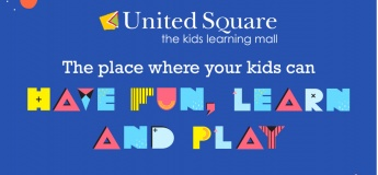 Holiday Programs 2020 @United Square Shopping Mall The Kids Learning Mall