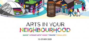 Arts in Your Neighbourhood 2020