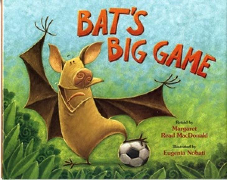 Storytelling: Bat's Big Game