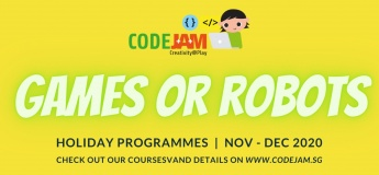 Games or Robots @Code.JAM