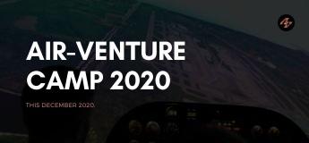 AirVenture Camp X AirMazing Race 2020