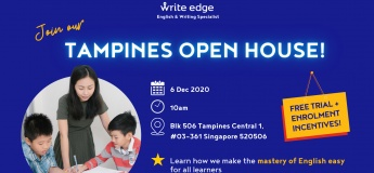 Write Edge Tampines Open House