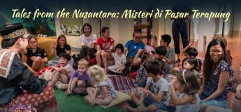 Tales from the Nusantara: Misteri di Pasar Terapung