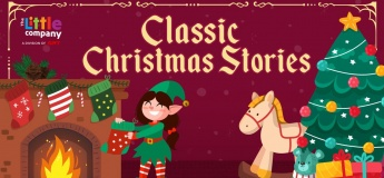 Classic Christmas Stories @Singapore Repertory Theatre