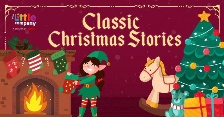 Classic Christmas Stories @Singapore Repertory Theatre