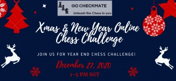 Xmas & New Year Online Chess Challenge