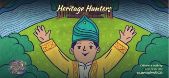 Heritage Hunt at MHC