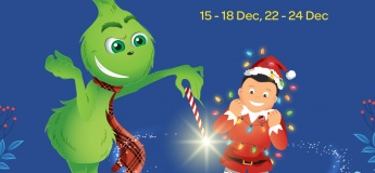 Grinch and the Wand
