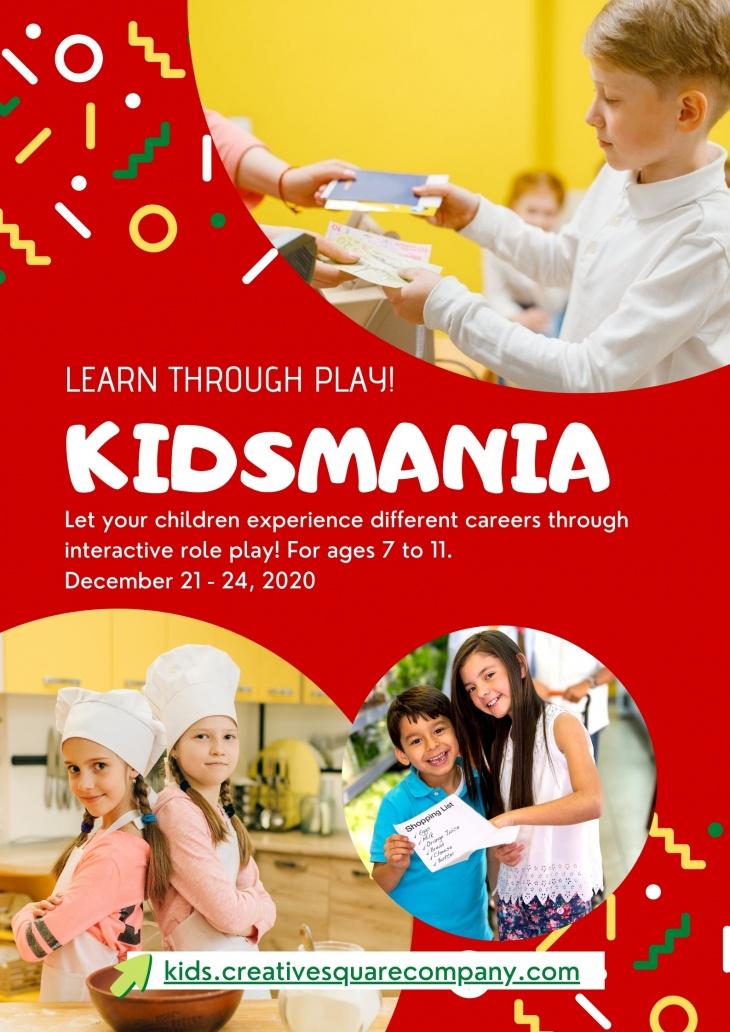 Kidsmania Camp
