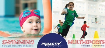 New Term @ProActiv Sports Singapore