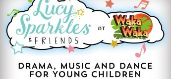 Toddler Rhyme Time & Waka Waka Play