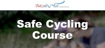 Safe Cycling Workshop at PAssion WaVe @Bedok Reservoir