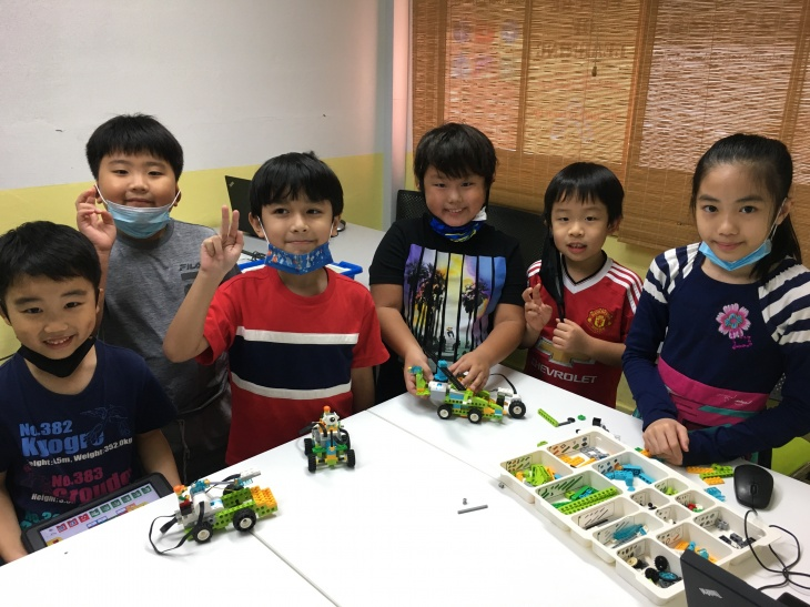 Lego Science for 6 - 9 years