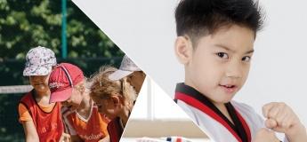 Multi-Activity Camps @Hollandse Club Singapore