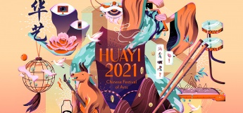 Huayi – Chinese Festival of Arts 2021