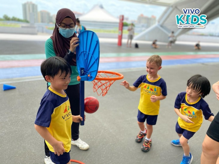 Weekly Multi-Sport Sessions with VivoKids by Vivo Kinetics