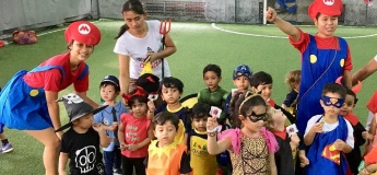 Sports Themed Kids Birthday Parties with VivoKids by Vivo Kinetics