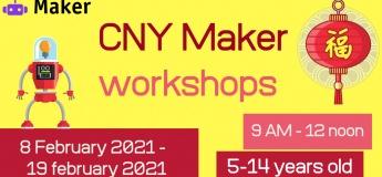 CNY Maker Workshops @Maker SG