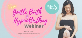 Gentle Birth Webinar with Baby with Bee