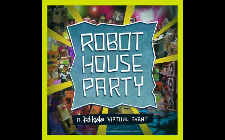 Robot House Party