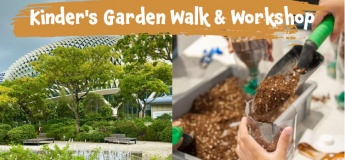 Kinder's Garden Walk & Workshop