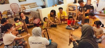 Home Enrichment - Angklung Music Experience