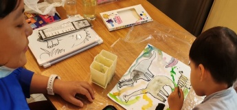 Home Enrichment - Fun with Arts At Home