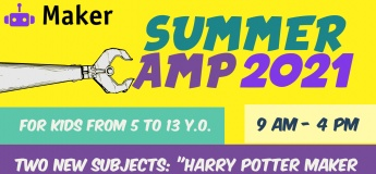 Summer Holiday Camp 2021 @Maker SG