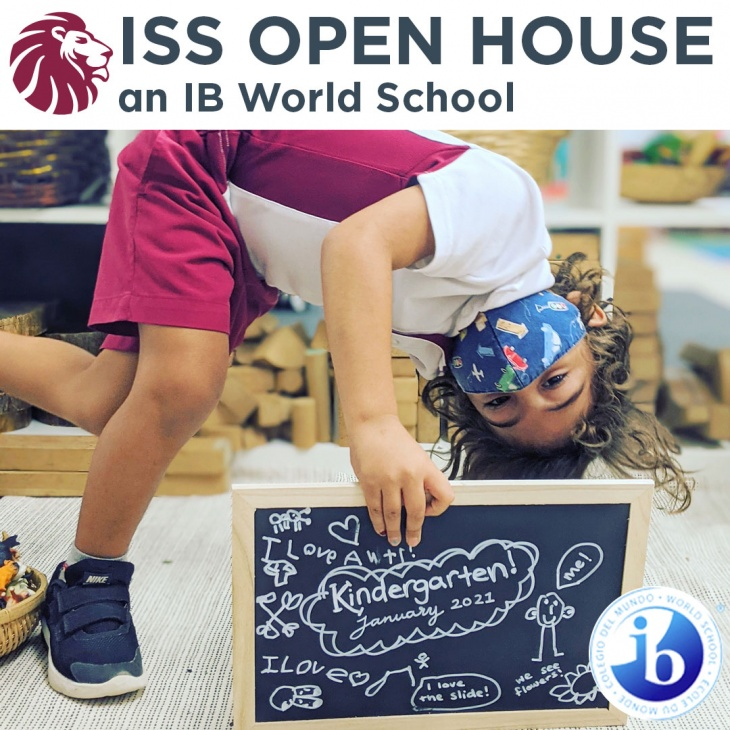 ISS Primary School Village Open House