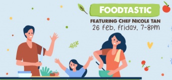 SAFRA Punggol Foodtastic Featuring Chef Nicole