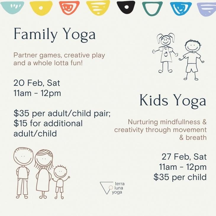 Family Yoga / Kids Yoga