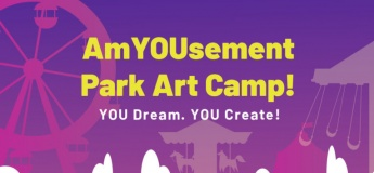 AmYOUsement Park Art Camp