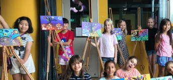 Art Camps - Kids On Canvas