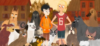 Singapore Premiere: Jacob, Mimmi and the Talking Dogs