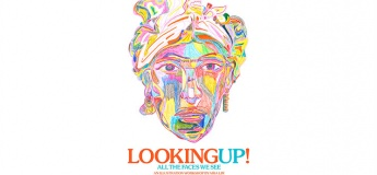 Youth Lead: Looking Up! Of lines, shapes & faces. An illustration workshop by Aira Lim