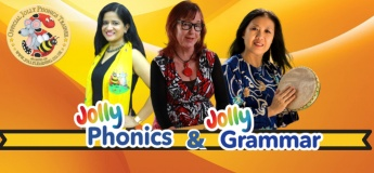 100% SkillsFuture Claimable 3 Days Jolly Phonics Training