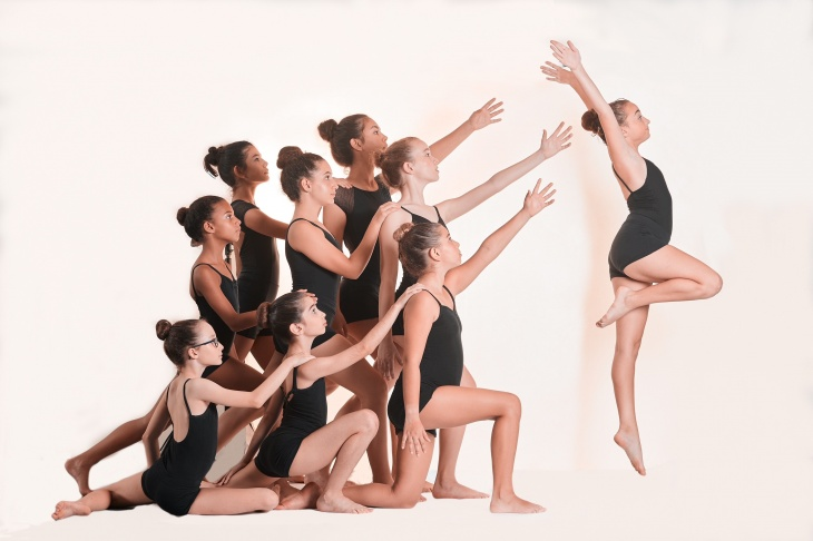 Easter Holiday Dance Camp (March/April) at The Dance Place