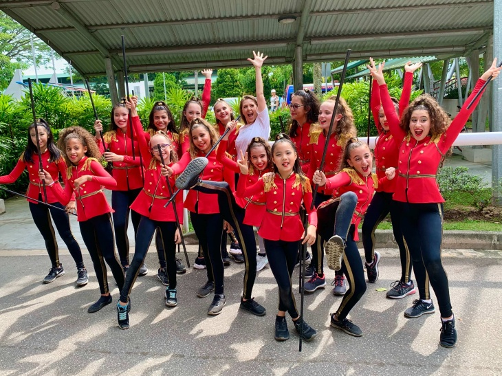 Musical Theatre Workshop at The Dance Place