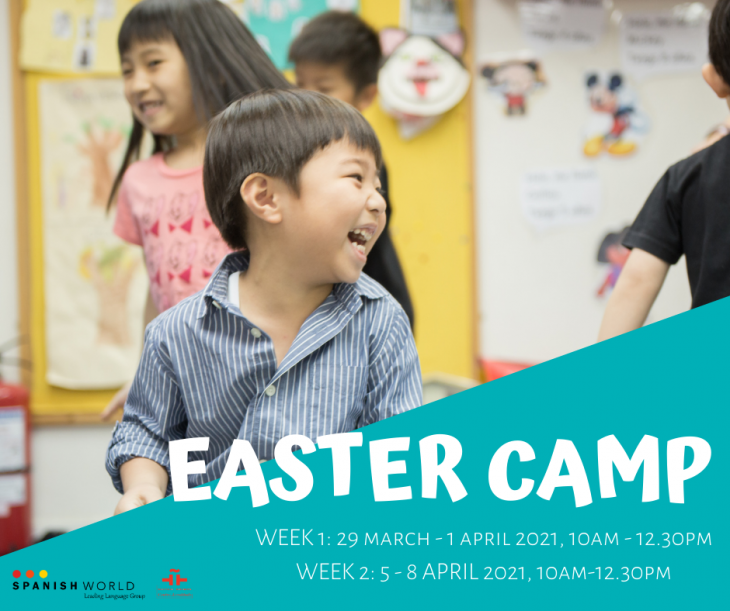 Easter Camps @Spanish World