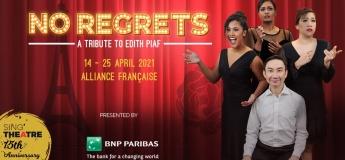 No Regrets- A Tribute to Edith Piaf