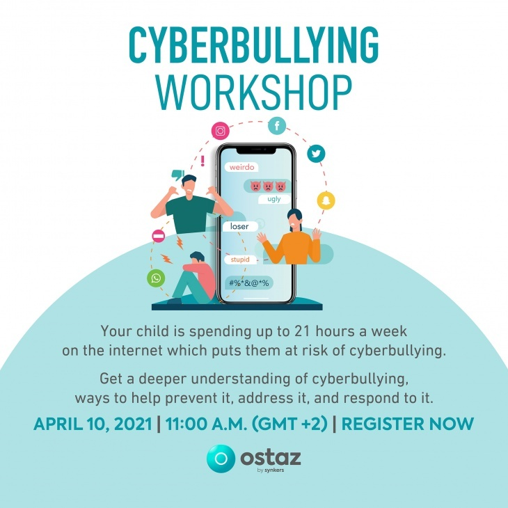 Cyberbullying Workshop by Ostaz