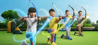 Active Family Programme @Gardens By The Bay