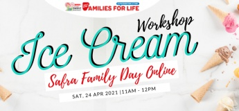 SAFRA Family Day Online - We Chill Together