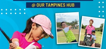 Get Golfing @Our Tampines Hub