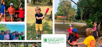 Singafit Multi Sports Camps