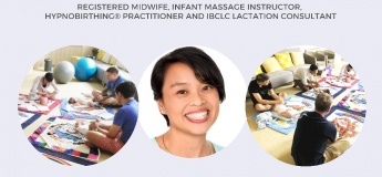 Dad & Baby Massage Course