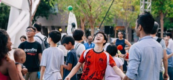 2-ball Juggling Workshop